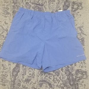 Mens Columbia PFG shorts omnishield